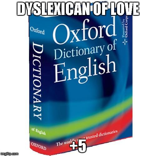 dyslexican