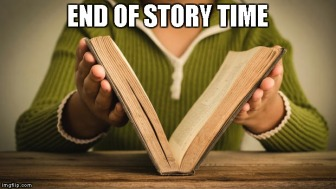 end of story time