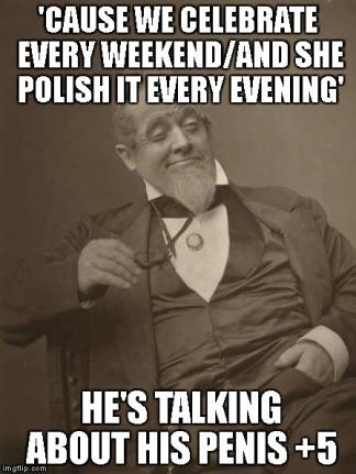polish it