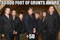 30 odd