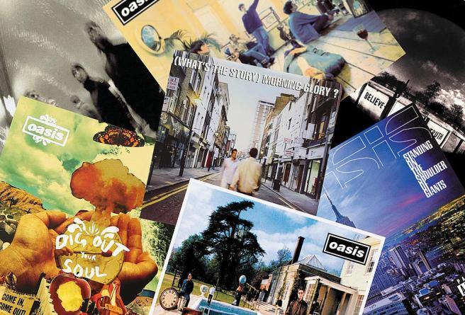 Oasis-Collage